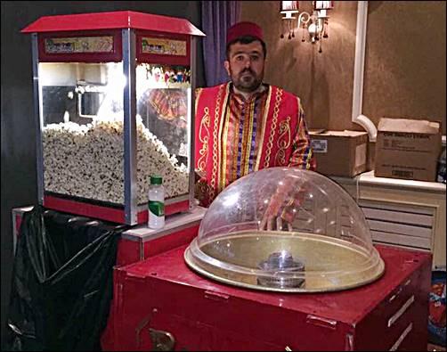 patlamış mısır arabası kiralama